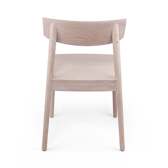 Ash Wood Dining Chair | West Elm
