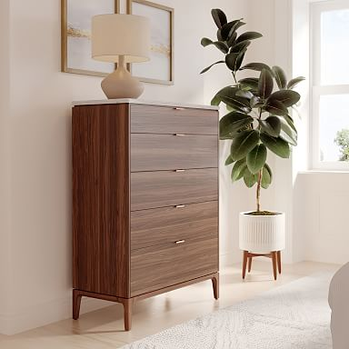 Parker 5-Drawer Dresser