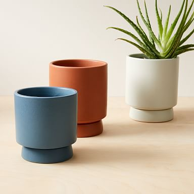 Bishop Tabletop Indoor/Outdoor Planters