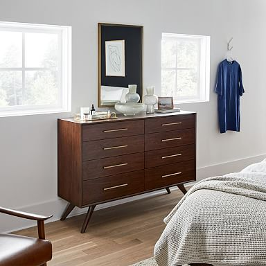 Wright 8-Drawer Dresser