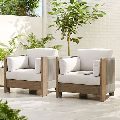 Porto Outdoor Lounge Chair