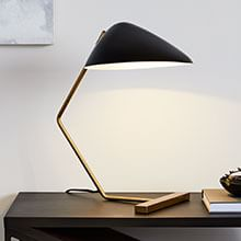 Curvilinear Lighting Collection