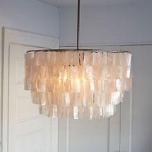 Capiz Lighting Collection