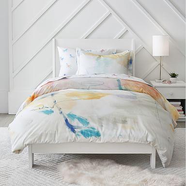 Milo Kids' Bed - Simply White