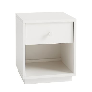 Milo Nightstand - Simply White