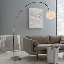 Overarching Floor Lamp Collection