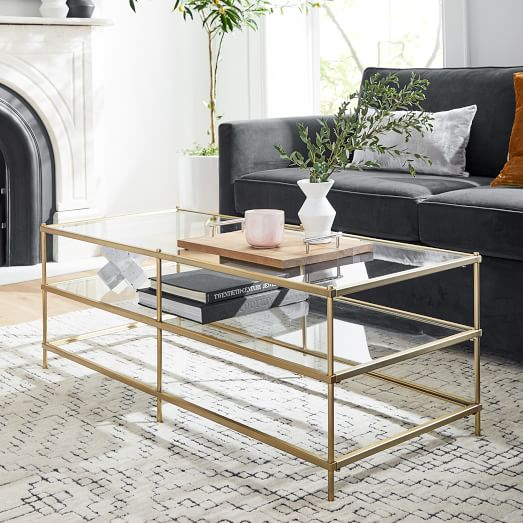 Terrace Coffee Table 2 Side Tables Set