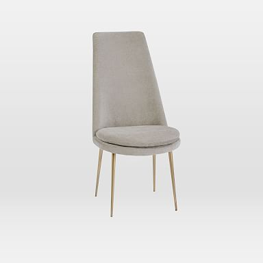 Finley High-Back Upholstered Dining Chair