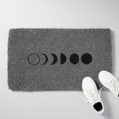Moon Phase Doormat