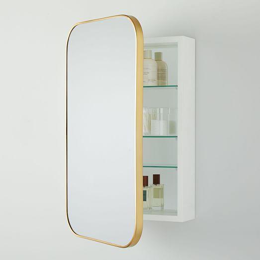 Seamless Medicine Cabinet