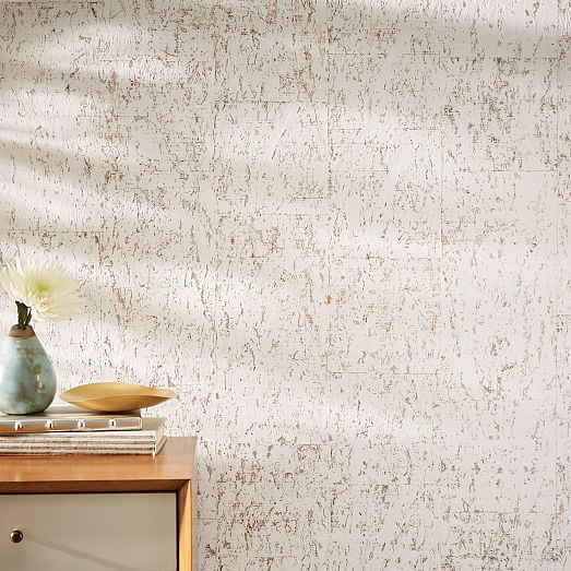 Colored Cork Wallpaper