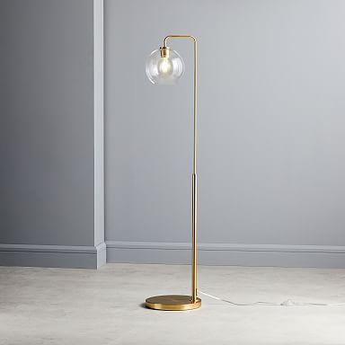 Build Your Own - Sculptural Glass Floor Lamp