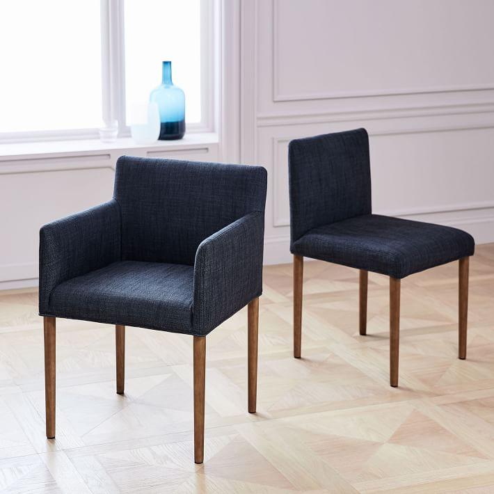 Ellis Upholstered Dining Armchair