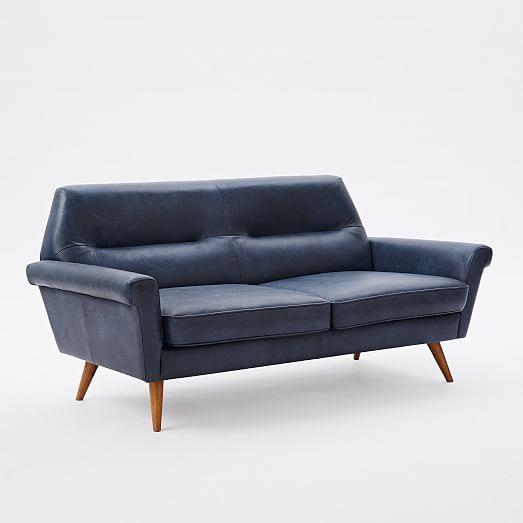 Denmark Leather Sofa