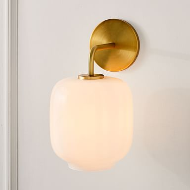 Build Your Own - Sculptural Glass Sconce