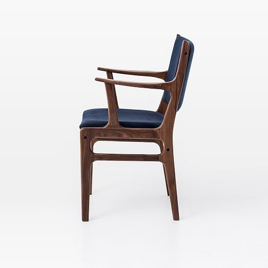 Coppice Upholstered Dining Armchair