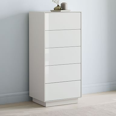 Emilia 5-Drawer Dresser - Haze