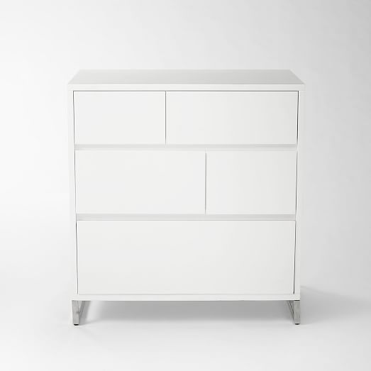 Hudson 5 Drawer Dresser