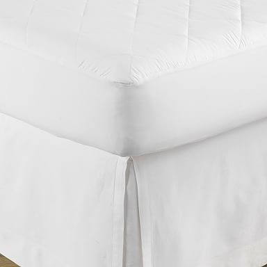 Design Crew Basics Cotton Mattress Pad