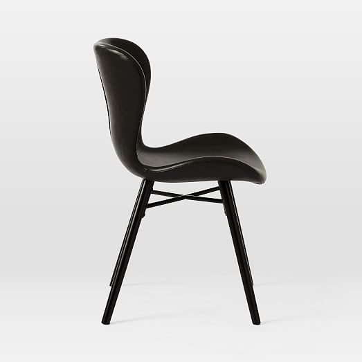 Uma Faux Leather Dining Chair Set Of 2