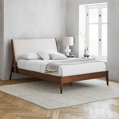 Wright Upholstered Bed