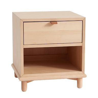 Nash Nightstand - Natural