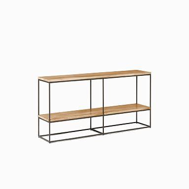 Streamline Bookshelf - Wood