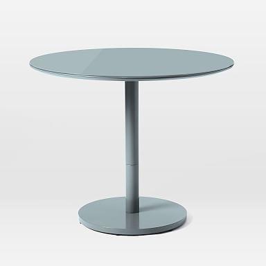 Chroma Bistro Table - Shadow