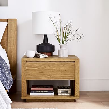 Tahoe Nightstand - Natural Oak