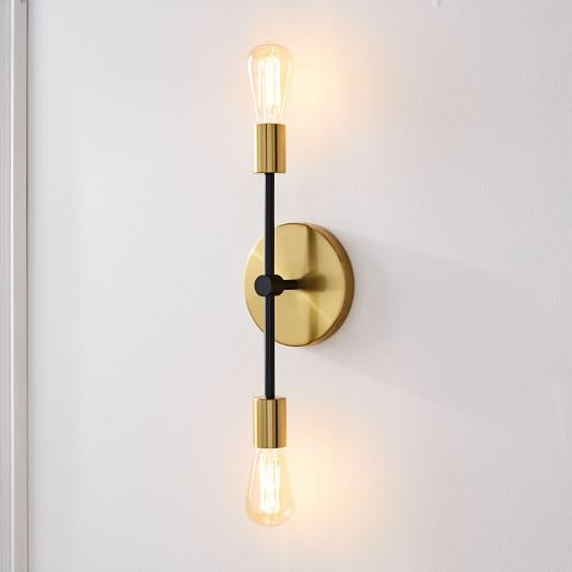 Mobile Wall Sconce 2 Light Individual