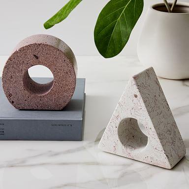 Terrazzo Shape Objects