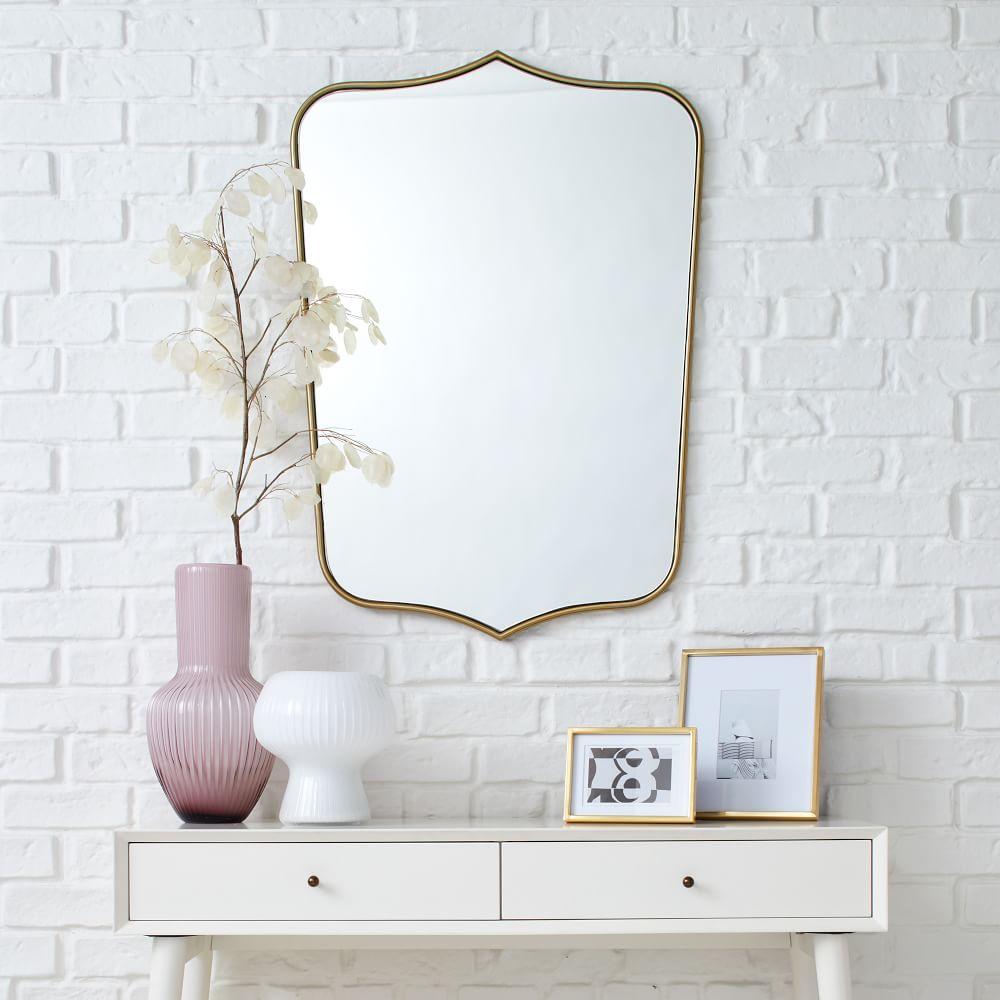Mirror Portrait Mini Print