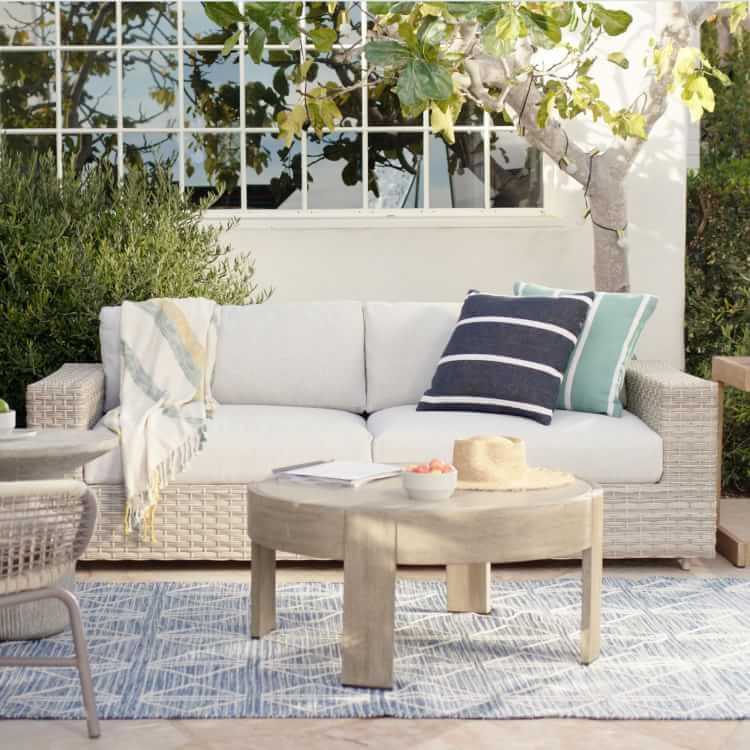 Urban Outdoor Sofa 81, West Elm Outdoor Furniture