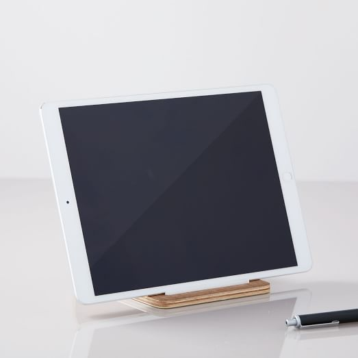 Plywood Tablet Stand