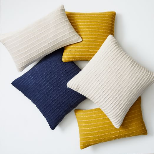 20x20 in\u00e7 cotton weaving pillow cover pillow cover natural collor pillow handmade pillow cover natural cotton pillow|square pillow cushion